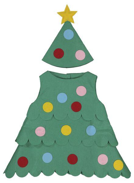 Kostüm Weihnachtsbaum - 25210018 - HEMA