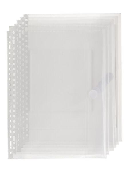 6er-Pack Umschlagmappen - 14890040 - HEMA