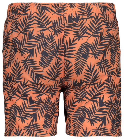 children's swim shorts recycled orange orange - 1000019345 - hema