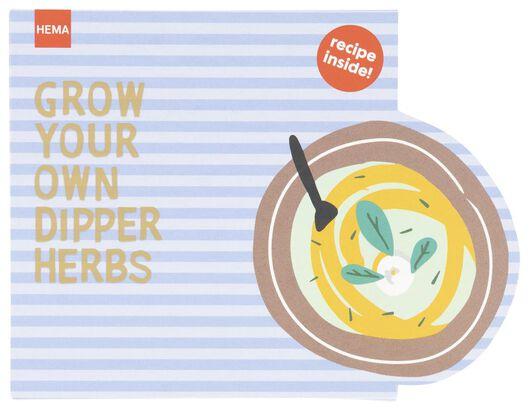grow your meal - dip herbs - 41810222 - hema