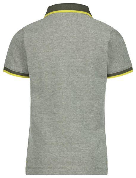 children's polo shirt army green army green - 1000020094 - hema