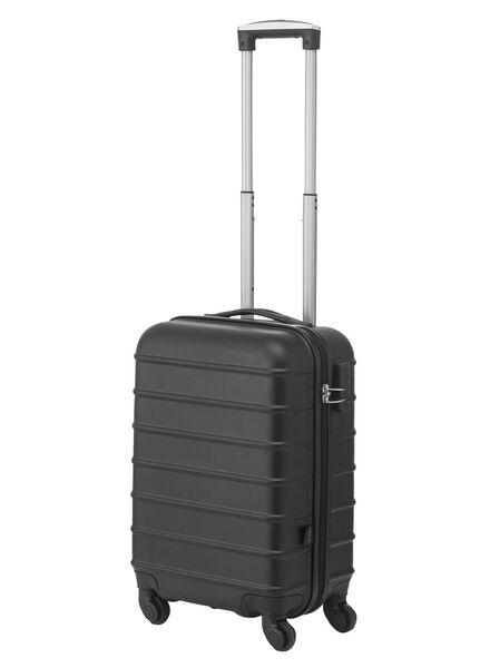 valise S 55 x 35 x 20 noir - 18600248 - HEMA