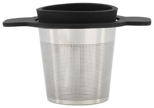 filtre à thé avec couvercle en silicone - 80610076 - HEMA