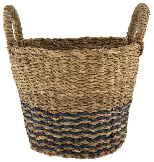 storage basket Ø26x27 sea grass - 39811498 - hema