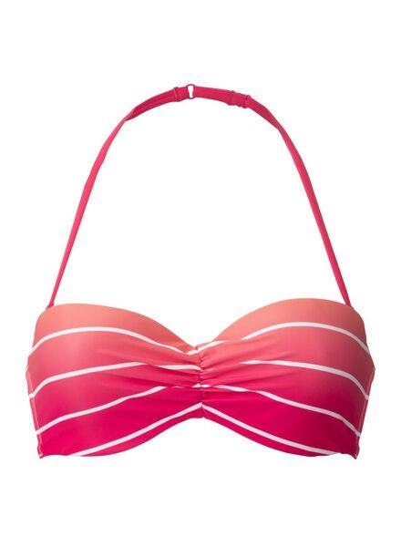 women's bikini top B-D pink pink - 1000006634 - hema