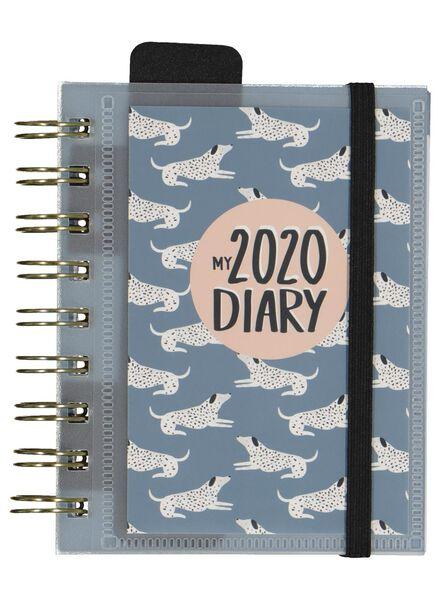 diary 2020 - 14600247 - hema