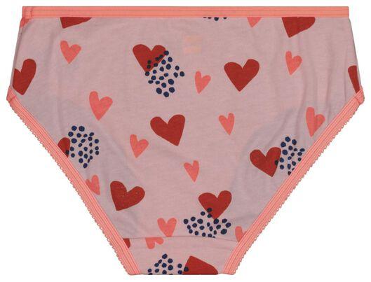4er-Pack Kinder-Slips rosa rosa - 1000018429 - HEMA