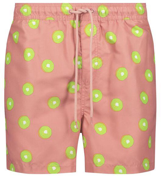 maillot de bain homme rose rose - 1000023418 - HEMA