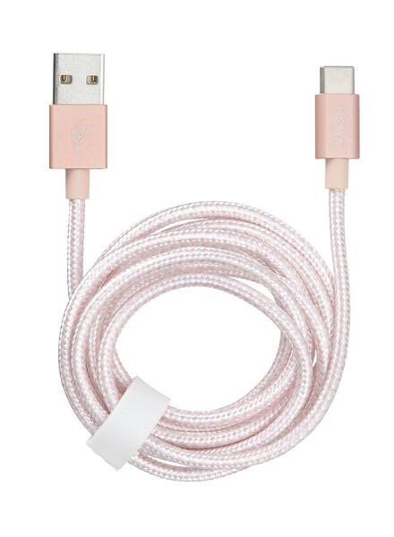 câble chargeur USB 2.0 de type C - 39670033 - HEMA