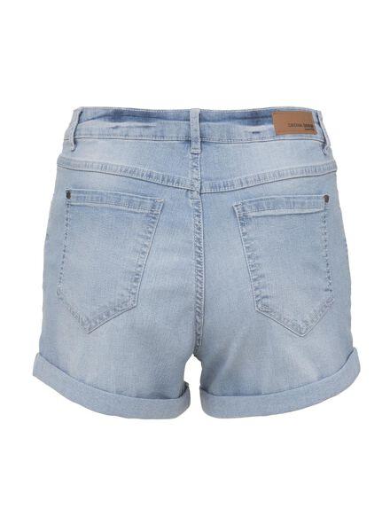 women's shorts light blue light blue - 1000006761 - hema