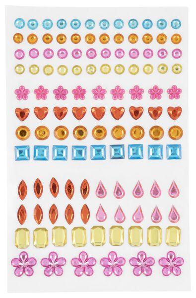 edelstenen stickers - 15960023 - HEMA