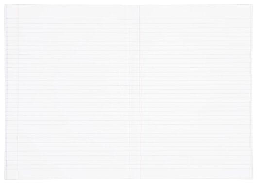 2er-Pack Hefte, DIN A4, liniert - 14590288 - HEMA