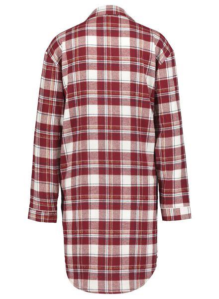 women's nightshirt red red - 1000017238 - hema