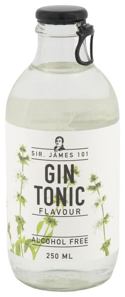 alcoholvrije gin tonic 250 ml - 17420042 - HEMA