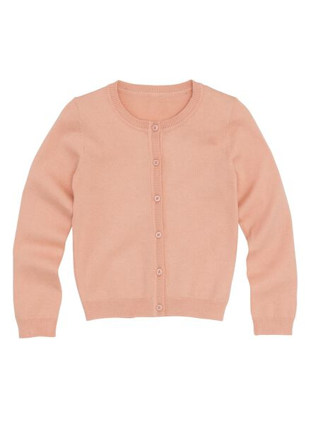gilet enfant rose pâle rose pâle - 1000011207 - HEMA