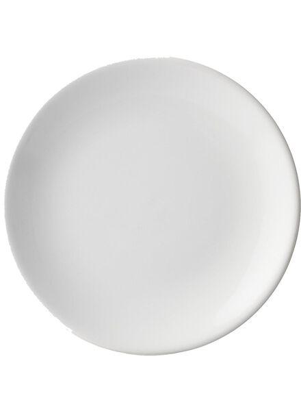 Kuchenteller Amsterdam, 16.5 cm, weiß - 9670015 - HEMA