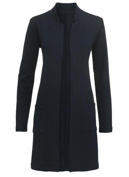 women's cardigan dark blue dark blue - 1000006745 - hema