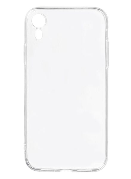 Softcase für iPhone XR - 39670093 - HEMA
