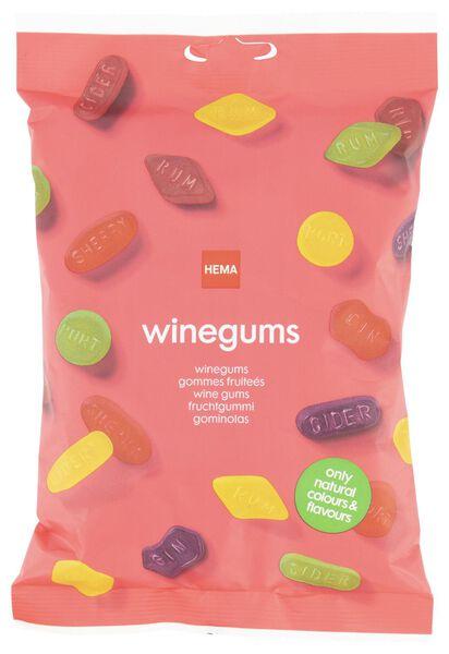 wine gums 275 grams - 10220051 - hema