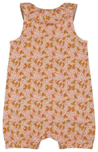 baby jumpsuit pink pink - 1000018073 - hema