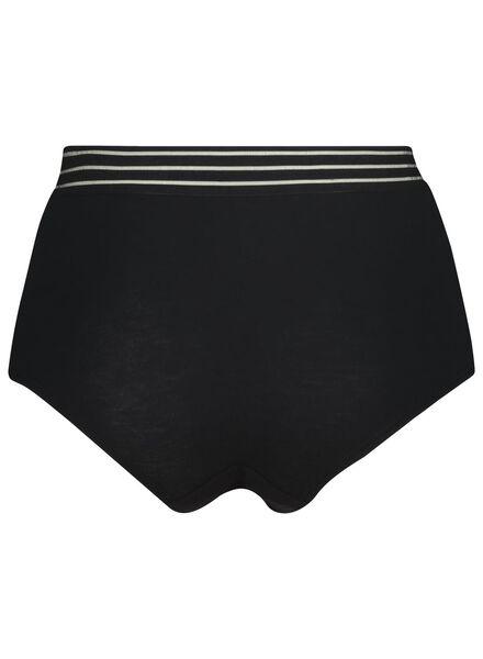 women's hipster panties modal black black - 1000014524 - hema