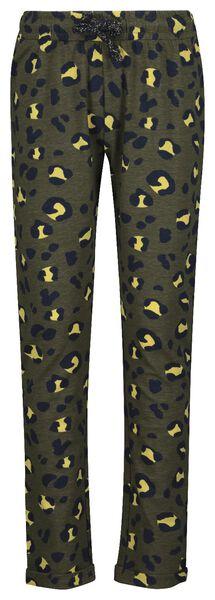 children's sweatpants army green army green - 1000018997 - hema