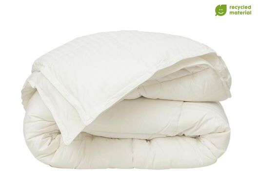 Image of HEMA 4 Season Duvet RPET Luxury White (white)