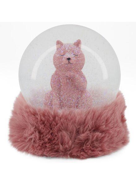 snow globe Ø 10 cm - 60310046 - hema