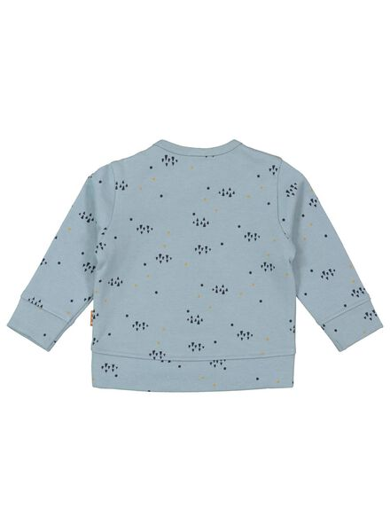 newborn sweater blue blue - 1000017299 - hema