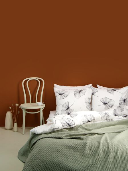 couvre-lit 150x250 gaufré vert vert 150 x 250 - 5720148 - HEMA