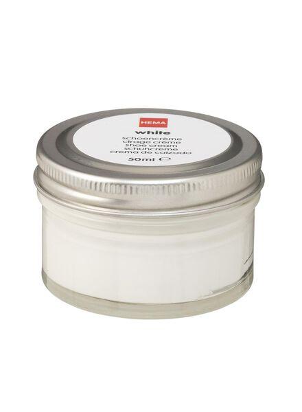 shoe cream white - 20500079 - hema