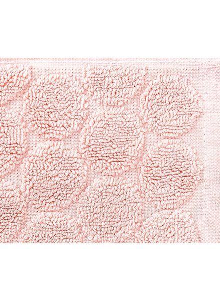 towel - 50 x 100 cm - heavy quality - pink dotted pink towel 50 x 100 - 5240189 - hema