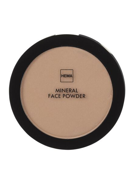 mineral face powder neutral - 11294305 - hema