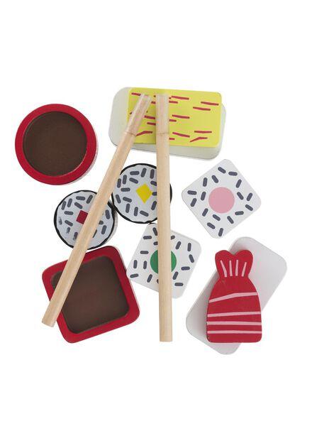 Holz-Sushi-Set - 15122371 - HEMA