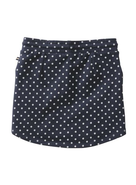 children's skirt dark blue dark blue - 1000005824 - hema