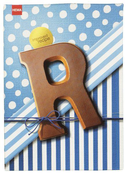 lettres en chocolat du lait du lait - 1000015882 - HEMA