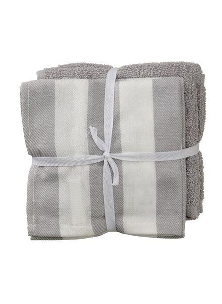 4-pack tea and kitchen towels - 5450031 - hema