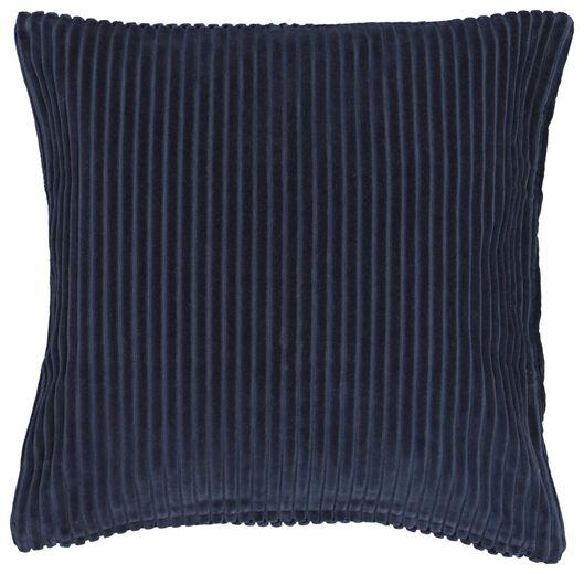 cushion cover 50x50 - blue - 7322011 - hema