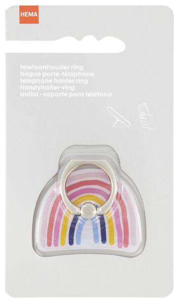 Telefonhalterring Regenbogen - 39610123 - HEMA