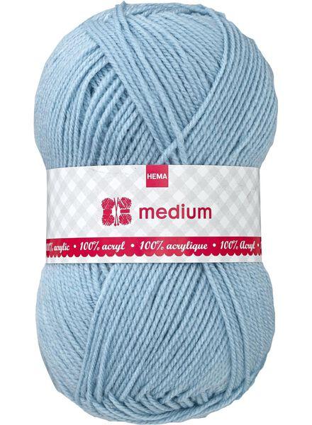 fil à tricoter medium 100 g medium 100 g - 1000015534 - HEMA