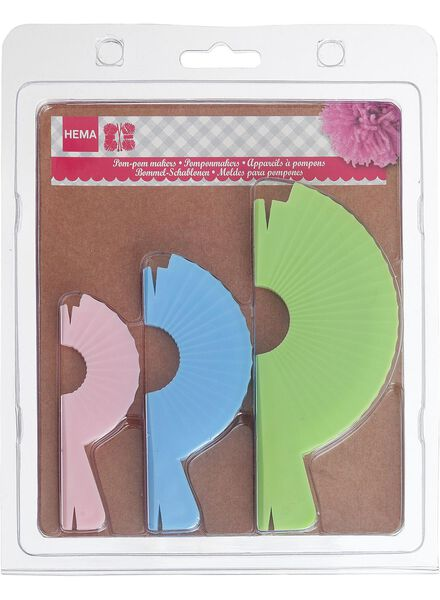 pompom makers - 1400131 - hema