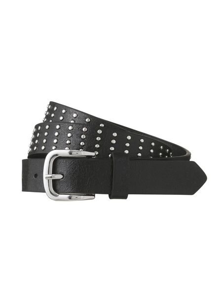 women's belt black black - 1000006471 - hema