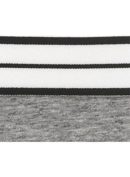women's briefs grey melange grey melange - 1000006585 - hema