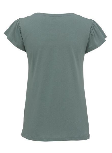 women's T-shirt army green army green - 1000007505 - hema