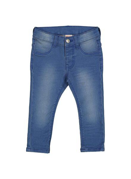 baby jog denim trousers light blue light blue - 1000016215 - hema