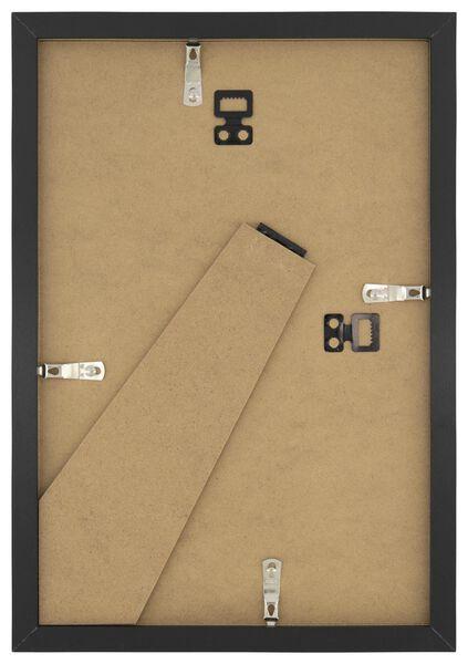 fotolijst hout 20x30 zwart - 13611131 - hema