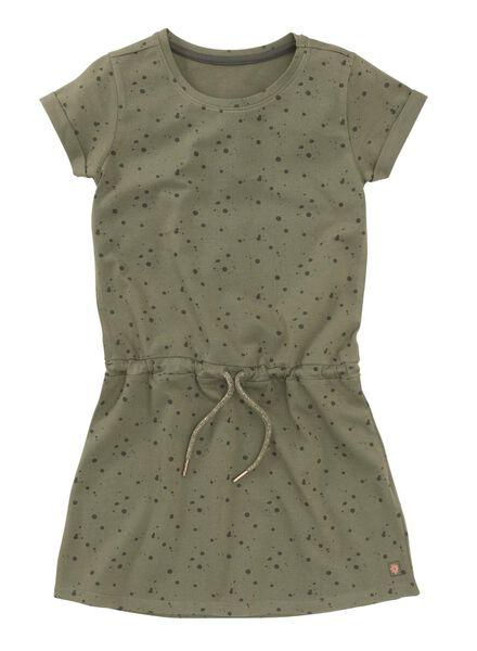 children's dress army green army green - 1000005814 - hema