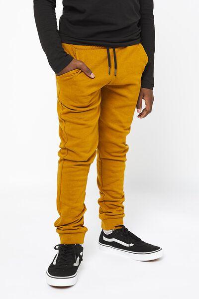 children's sweatpants brown brown - 1000022421 - hema