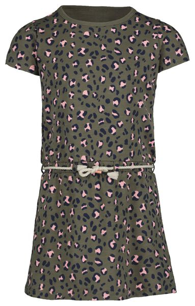 children's dress army green army green - 1000018978 - hema