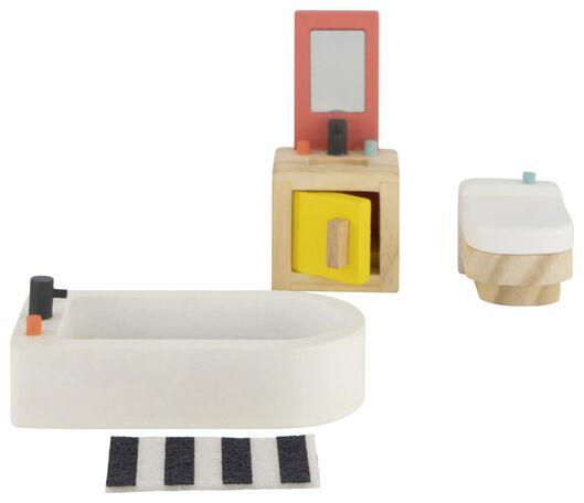 interior set wood bathroom - 15130121 - hema